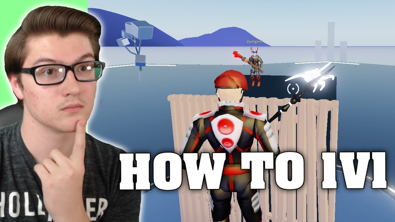 HOW TO USE 1V1 ARENA IN STRUCID! (ROBLOX FORTNITE) - YouTube