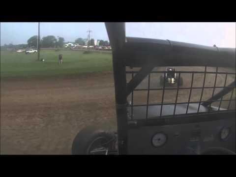 Paragon Speedway Heat Race 7 4 15