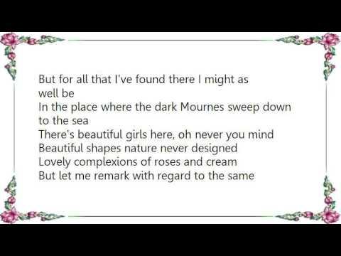 Celtic Thunder - The Mountains of Mourne Lyrics