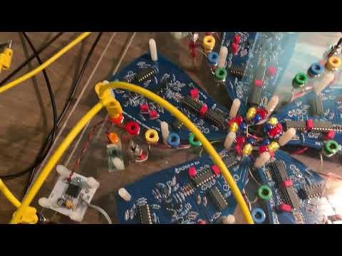 Experimental VCA for Ciat-Lonbarde gear