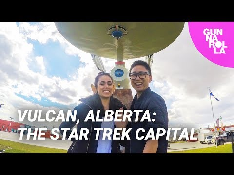 Vulcan, Alberta: The Star Trek Capital of Canada 🖖