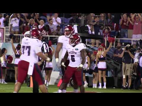 FAU Defeats Akron in Boca Bowl 2017 Highlights