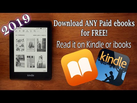 Download Any E-book And Sync It With Kindle Or Ibooks For Free | 2019