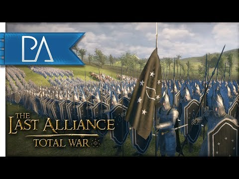NEW LORD OF THE RINGS MOD - The Last Alliance - Total War: Shogun 2