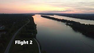 Beacon Hill sunset Flight 2