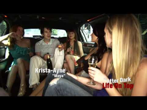 Max After Dark Life On Top Limo Cast Interview Part 1 Cinemax Youtube