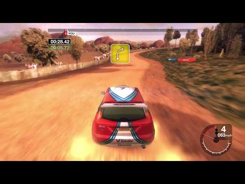 Colin McRae Rally 2014(Gameplay+Free Download Link)