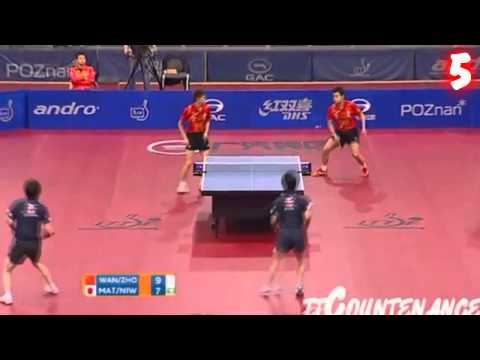Best Table Tennis Shots of All Time