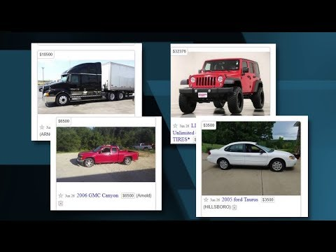 Contact 2: Protecting yourself from online car and shipping scams