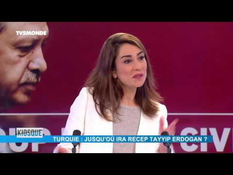 INTÉGRALE KIOSQUE :  Ligne rouge en Turquie