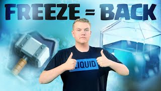 FREEZE IS BACK! Hog Rider Freeze Snowball Cycle Deck LIVE Ladder Gameplay - Clash Royale