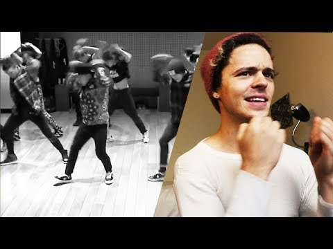 GD X TAEYANG GOOD BOY DANCE PRACTICE REACTION!