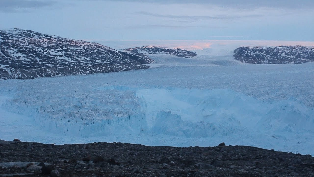 Greenland yang Rusak karena Perubahan Iklim