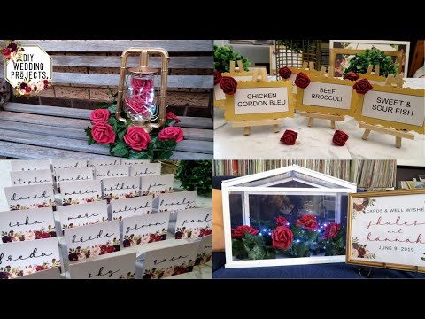 diy-wedding-|-wishing-well-|-table-centrepiece-|-table-name-card
