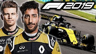 F1 2019: Daniel Ricciardo to Drive for Renault F1 in 2019! Leaving Red Bull Racing!