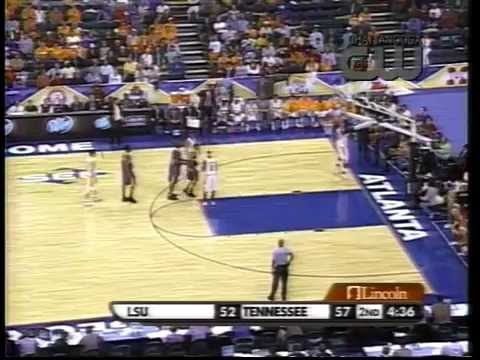 3.8.2007 LSU 76 Tennessee 67 (SEC Tournament)