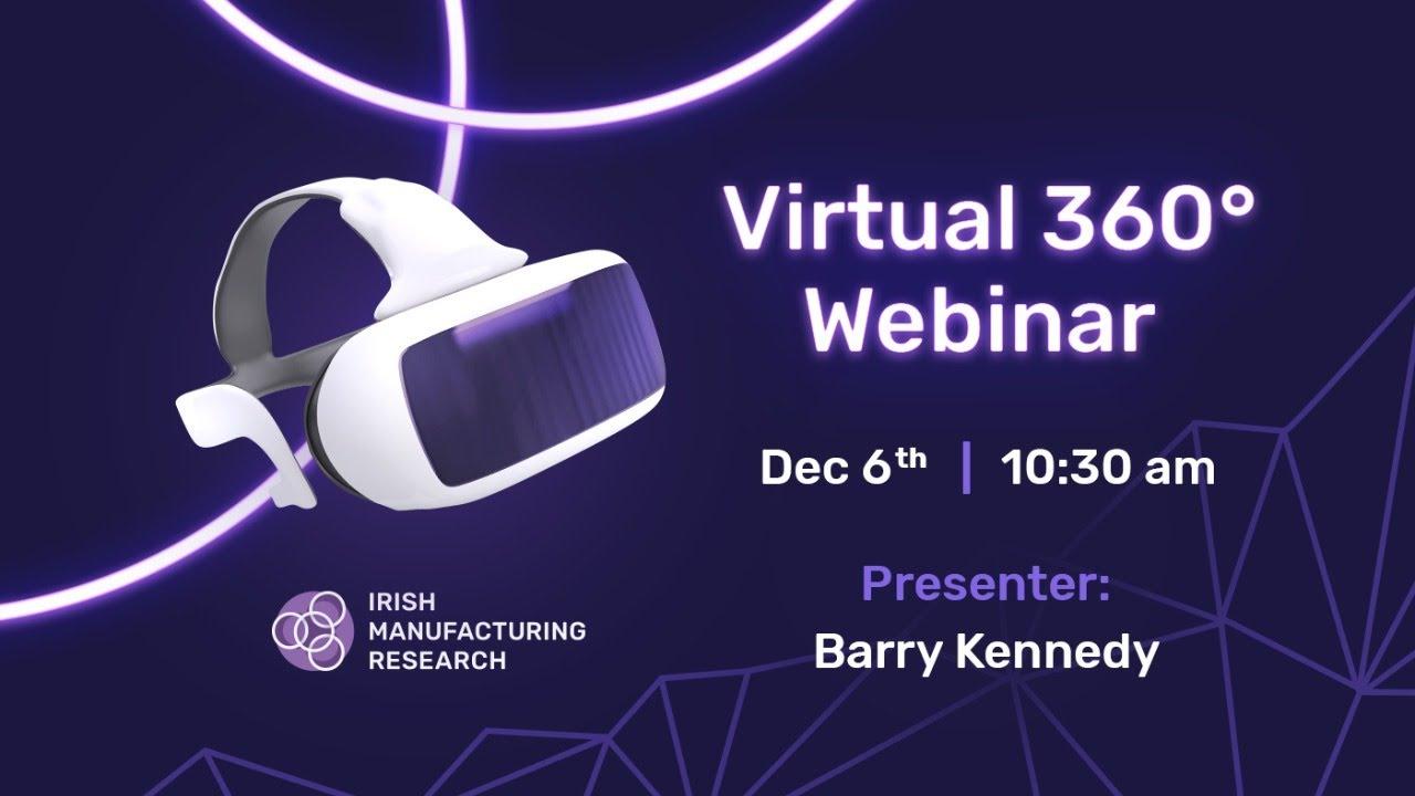 IMR Webinar December 2019 - Virtual 360 Tour of IMRs