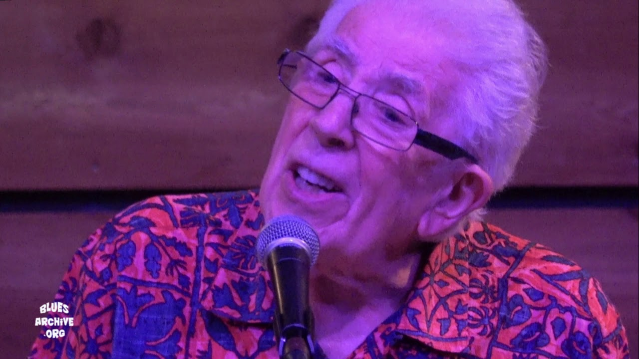 John Mayall -  Live At The City Winery, Nashville, TN   20190804