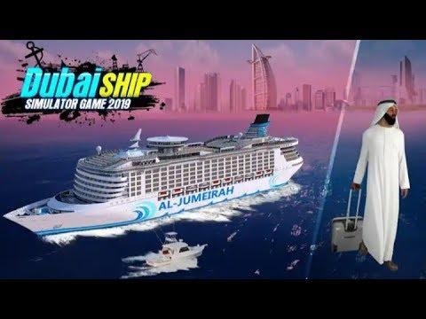 Dubai Ship Simulator 2019   Dubai Luxury Lifestyle Android Gameplay