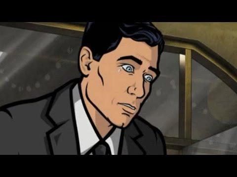 Archer- WoodHouse gets killed! Season 8