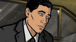 Archer- WoodHouse gets killed! Season 8