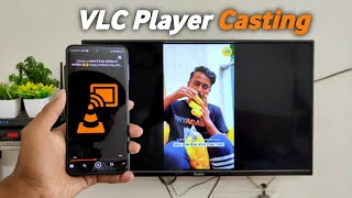 VLC Cast To TV | VLC Android Cast To TV | How to Cast VLC To Android TV ! screenshot 2