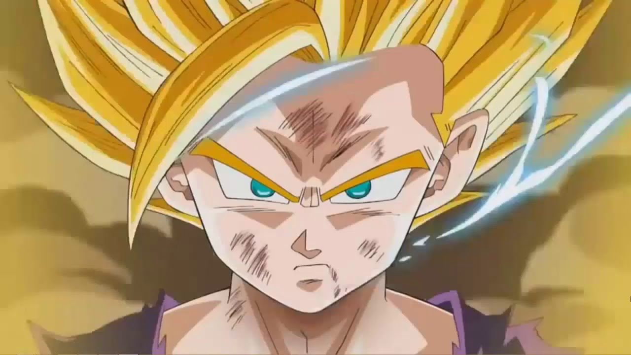 Gohan Ssj2 Dragon Ball Wallpaper Engine Live Wallpaper Youtube