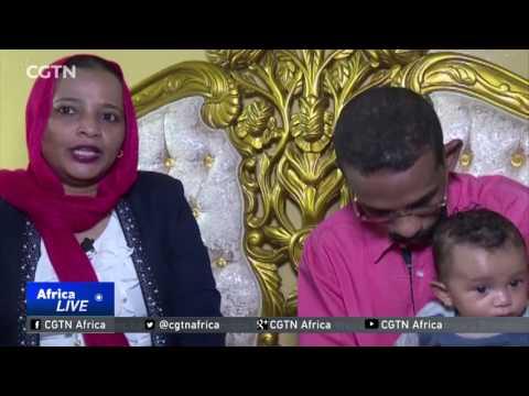 Sudanese family determine to travel to U.S. despite fears