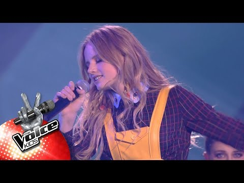 Elisabeth - 'Strangers' | Halve Finale | The Voice Kids | VTM