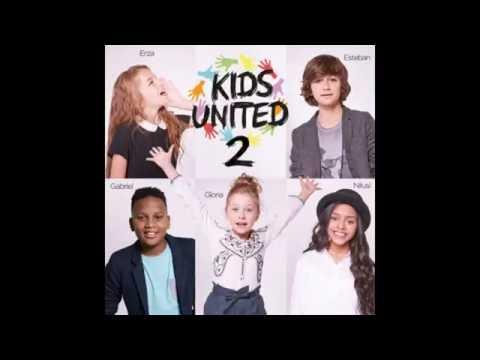 Kids United J'ai Demandé à La Lune Paroles ( Entière )