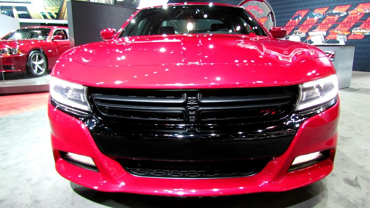 2015 Dodge Charger R T Exterior And Interior Walkaround
