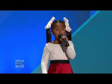 A Star is Born | Heavenly Joy | 2016 Republican National Convention