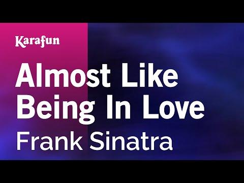 Karaoke Almost Like Being In Love - Frank Sinatra *