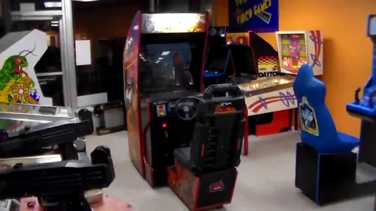 off road arcade game