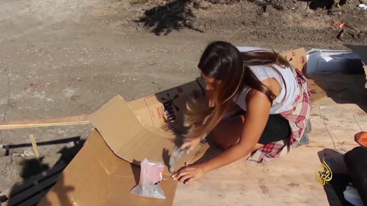 الجزيرة:هذا الصباح- مدرسة من القمامة في الأرجنتين