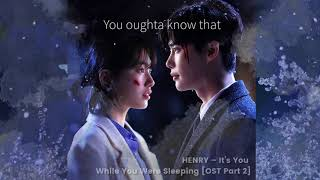 Omg, henry!!!~~~ such a beautiful song and breathtaking voice!~ we are very blessed to have you sing this ost for wyws. love so much ur voice, f...