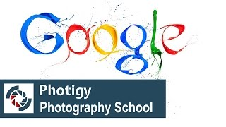 Liquid and splash studio photography: Creating splashy doodle for Google