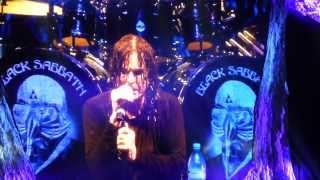 "Black Sabbath - ""Age Of Reason"" Live in Bristow Va. on 8/2/13, Song #5"