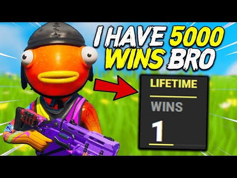 He LIED About His STATS, So I Challenged Him 1v1... (Fortnite)