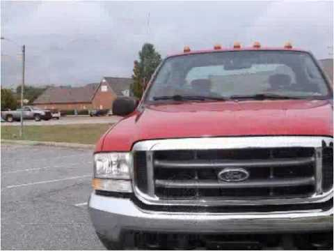 2004 ford f 250 sd used cars high point nc youtube. Black Bedroom Furniture Sets. Home Design Ideas