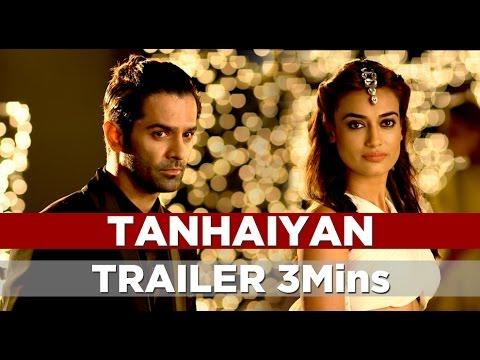 Tanhaiyan Trailer | Barun Sobti and Surbhi Jyoti | 3 mins