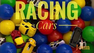 City Racing cars for kids !! Toy Vehicles for Boys !!!