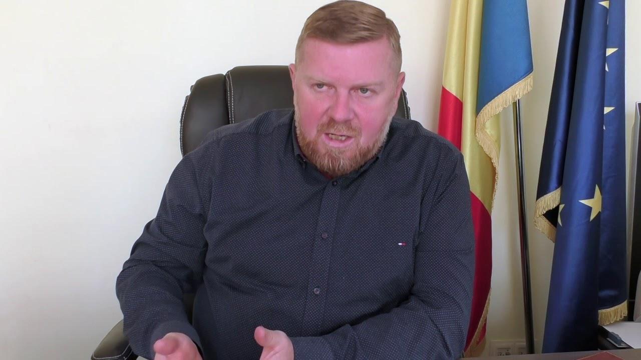 Interviu Dorin Lojigan - primar Câmpia Turzii (28.10.2019)
