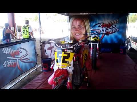 IFTA & AFTWS 2017 to The Return Of CALISTOGA SPEEDWAY , American FLAT TRACK