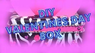 Diy | Valentines Day Mailbox