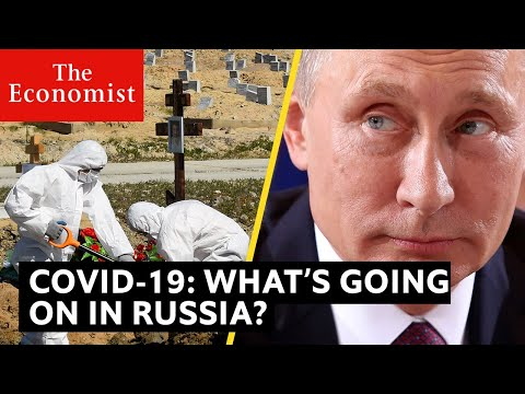 Covid-19: what's really going on in Russia? | The Economist