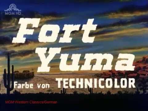 Fort Yuma (1955) Peter Graves, Joan Vohs, John Hudson. Western