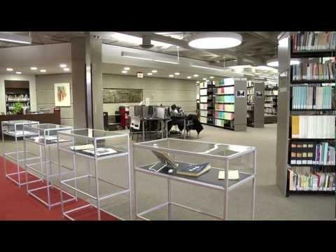 University of Toronto: Richard Charles Lee Canada-Hong Kong Library