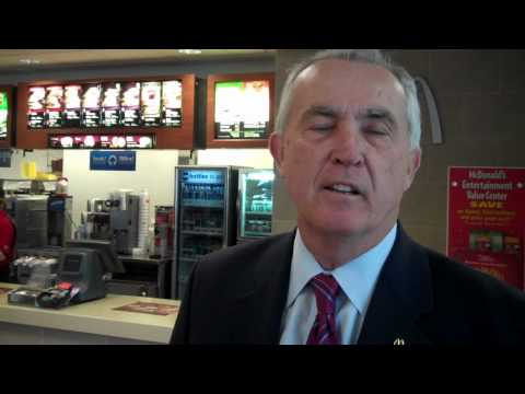 Jack Earle, McDonald's Franchisee
