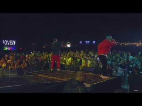 Bushido - Sterne  (Openair Frauenfeld Festival)   OAF 2017 Live Auftritt
